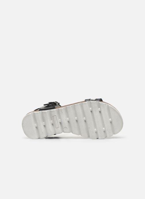 Sandali e scarpe aperte Bopy Epinette Nero immagine dall'alto