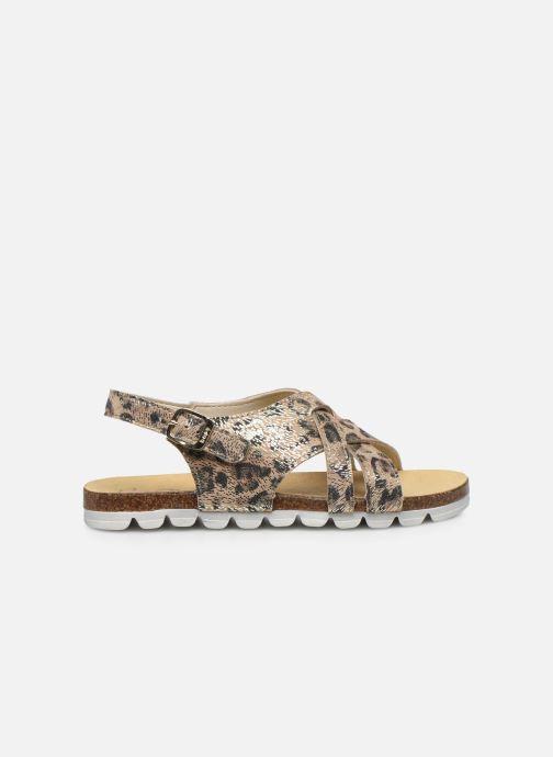 Sandali e scarpe aperte Bopy Epivoila Beige immagine posteriore
