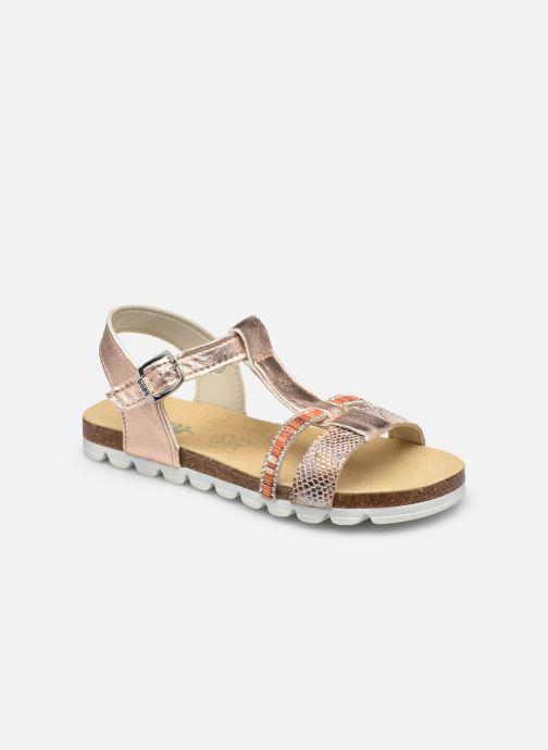 Sandales et nu-pieds Bopy Eskiss Beige vue détail/paire