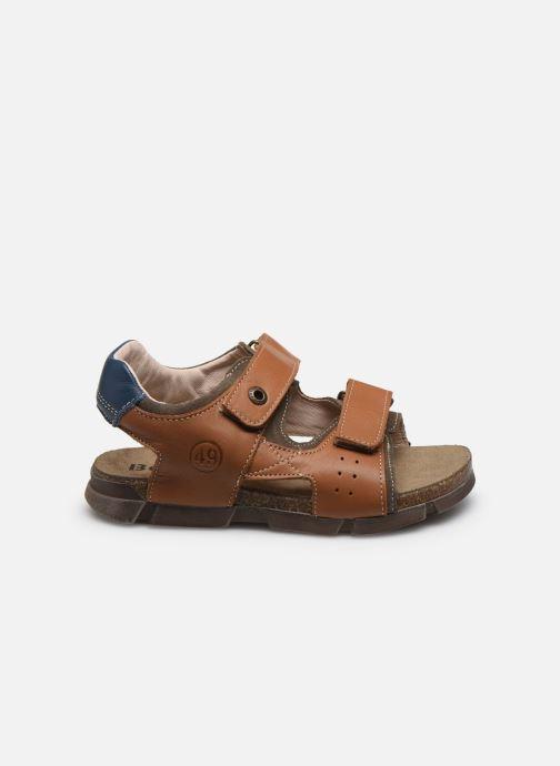 Sandali e scarpe aperte Bopy Espadon Marrone immagine posteriore