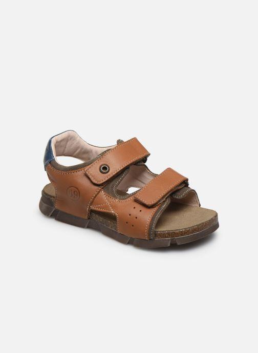 Sandali e scarpe aperte Bopy Espadon Marrone vedi dettaglio/paio