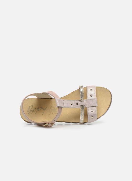 Sandales et nu-pieds Bopy Esprit Rose vue gauche
