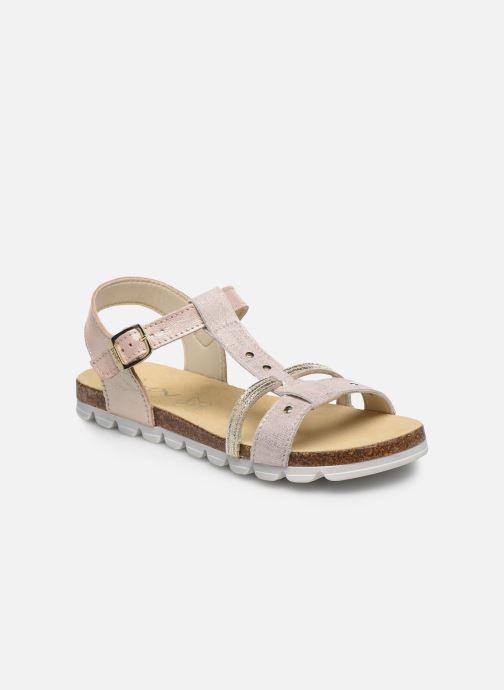 Sandales et nu-pieds Bopy Esprit Rose vue détail/paire