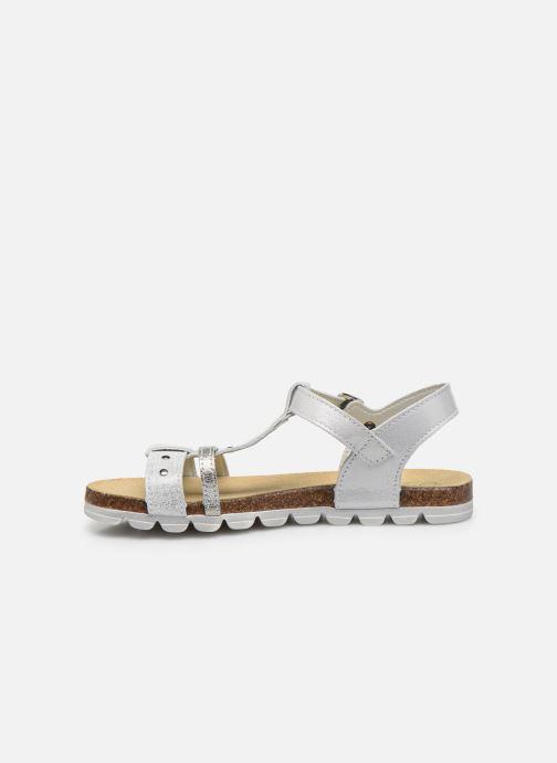 Sandales et nu-pieds Bopy Esprit Blanc vue face