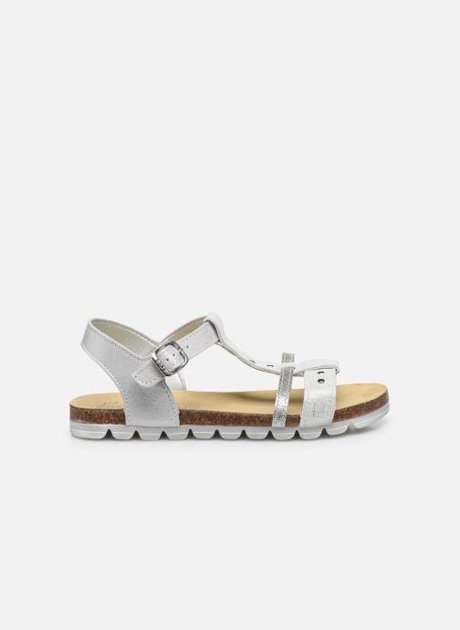 Sandales et nu-pieds Bopy Esprit Blanc vue derrière