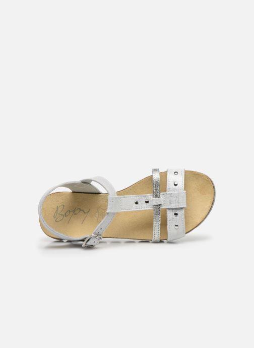 Sandales et nu-pieds Bopy Esprit Blanc vue gauche