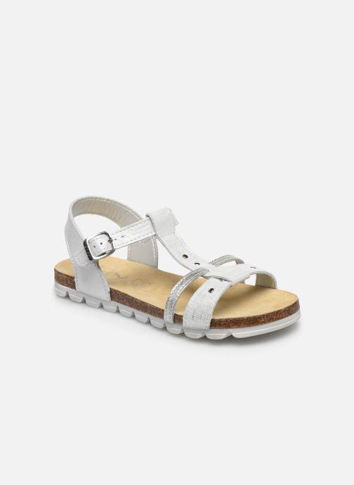 Sandales et nu-pieds Bopy Esprit Blanc vue détail/paire