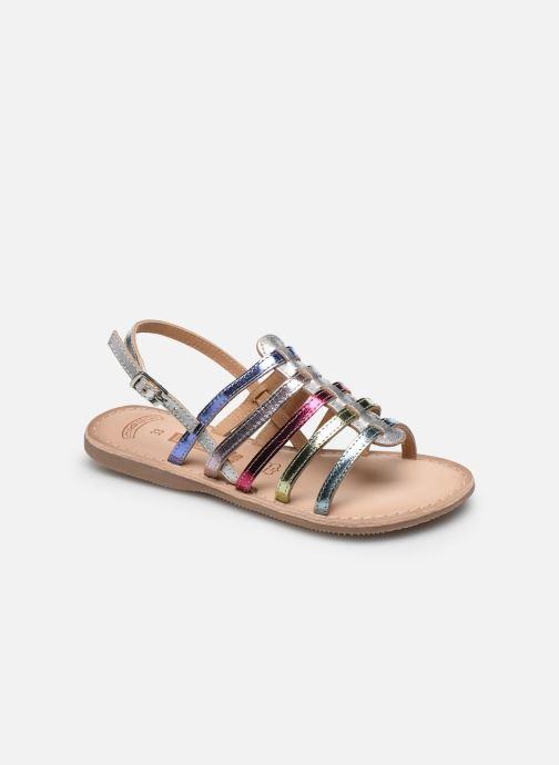 Sandales et nu-pieds Bopy Frondal Multicolore vue détail/paire