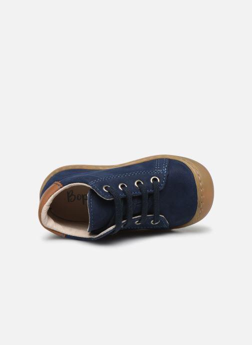 Stiefeletten & Boots Bopy Jokari blau ansicht von links