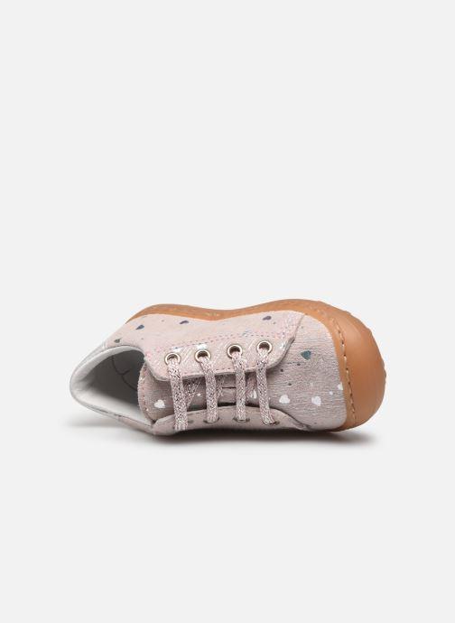 Stiefeletten & Boots Bopy Joujou rosa ansicht von links