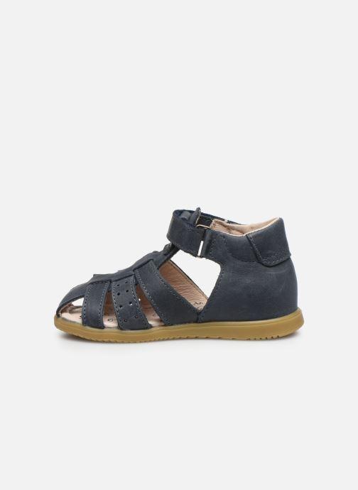 Sandali e scarpe aperte Bopy Rabano Azzurro immagine frontale