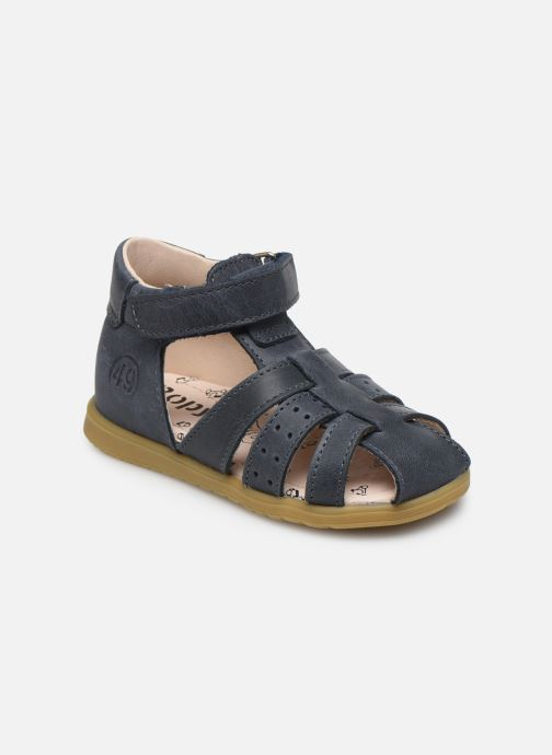 Sandali e scarpe aperte Bopy Rabano Azzurro vedi dettaglio/paio