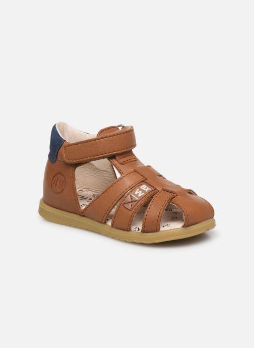 Sandalen Bopy Rabio braun detaillierte ansicht/modell