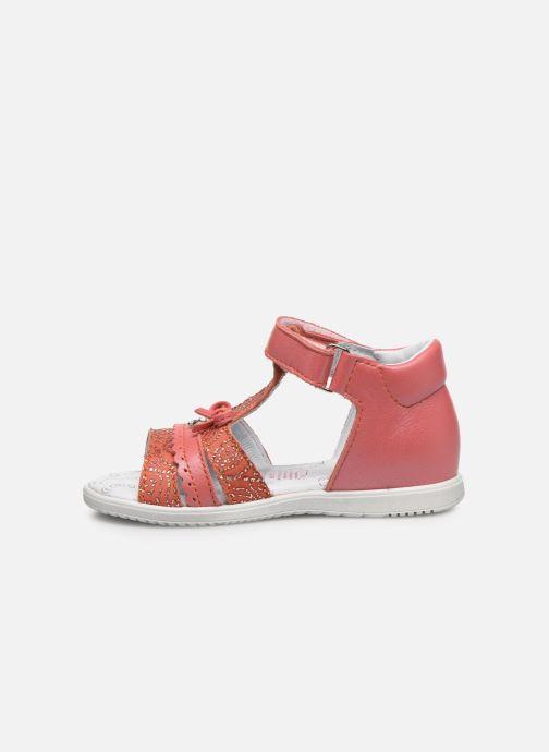 Sandali e scarpe aperte Bopy Raya Arancione immagine frontale