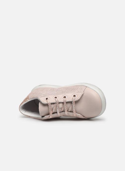 Stiefeletten & Boots Bopy Ribul rosa ansicht von links