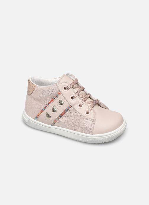 Stiefeletten & Boots Bopy Ribul rosa detaillierte ansicht/modell