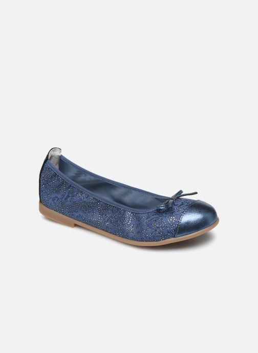 Bailarinas Bopy Sabra Azul vista de detalle / par