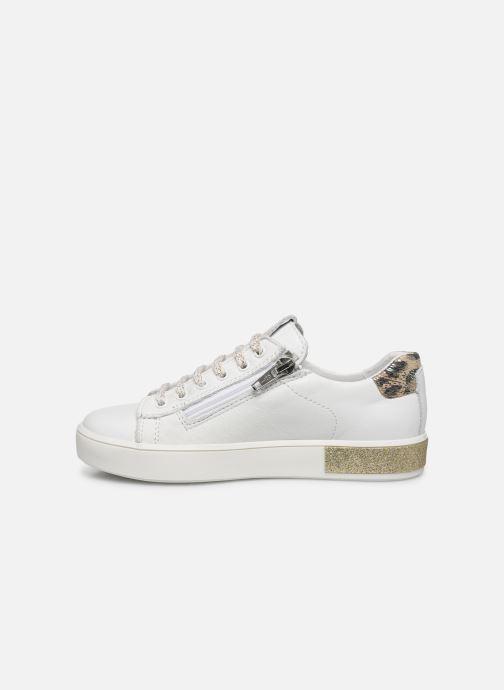 Sneakers Bopy Saleo Wit voorkant