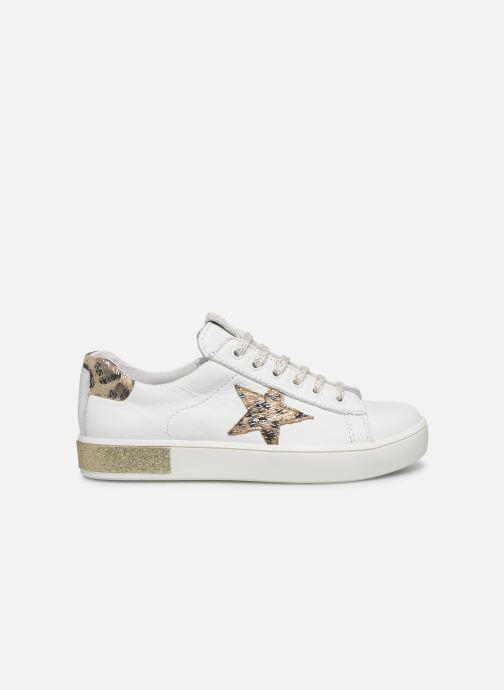 Sneakers Bopy Saleo Wit achterkant
