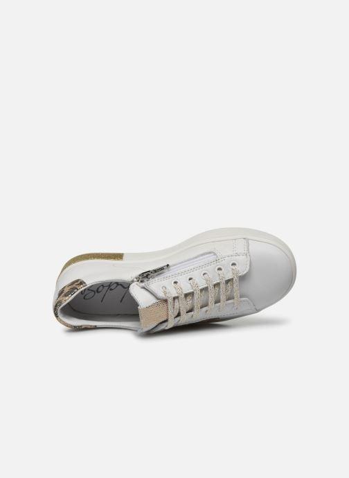 Sneakers Bopy Saleo Wit links