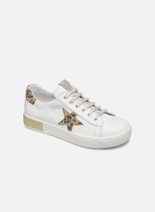 Sneakers Bopy Saleo Wit detail