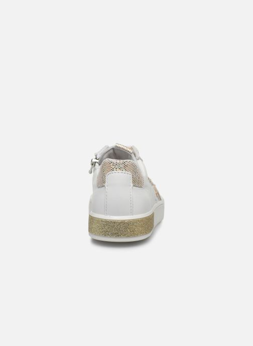 Baskets Bopy Sashimi Blanc vue droite