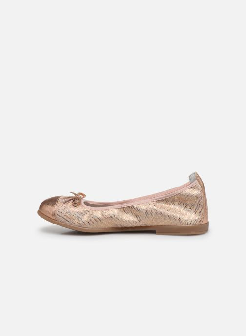 Ballerines Bopy School Rose vue face