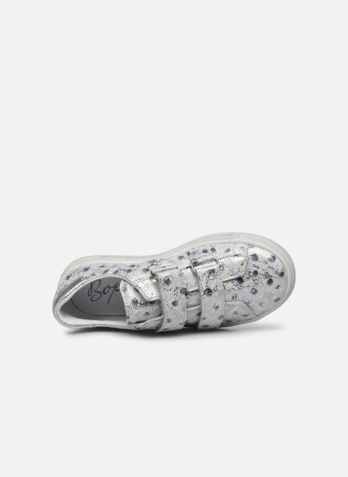 Sneakers Bopy Samaravel Bianco immagine sinistra