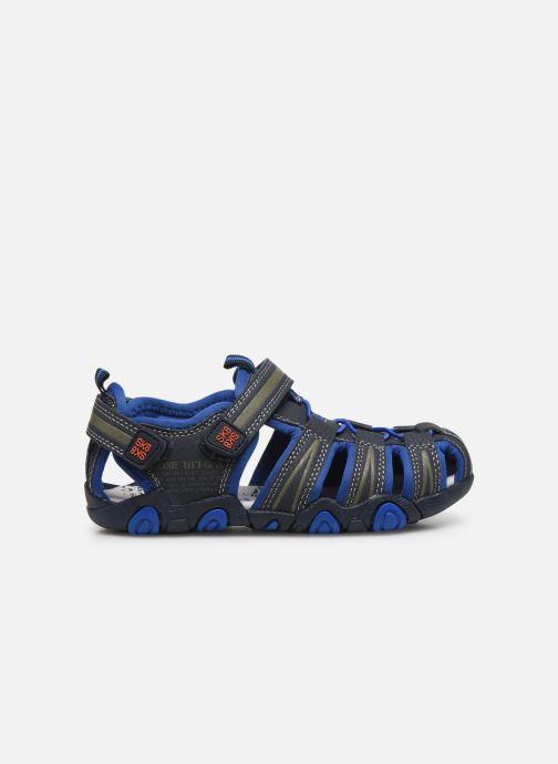 Sandalen Bopy Tiaoul Blauw achterkant