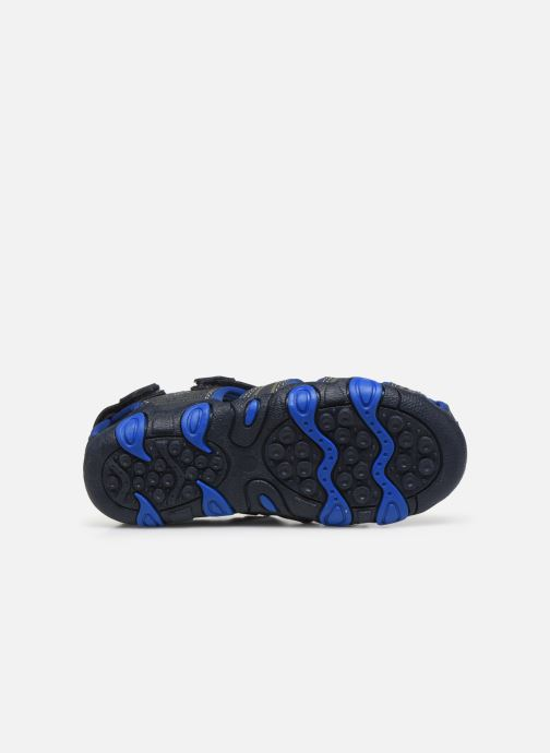 Sandalen Bopy Tiaoul Blauw boven