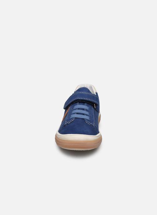 Baskets Bopy Verso Bleu vue portées chaussures