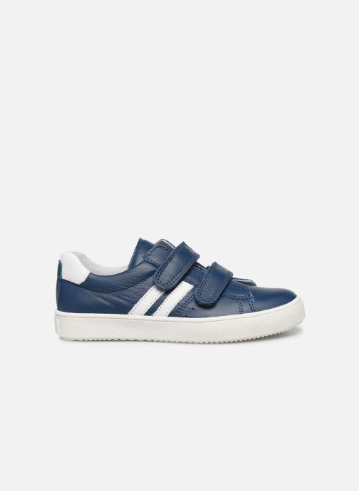 Sneakers Bopy Vlad Blauw achterkant
