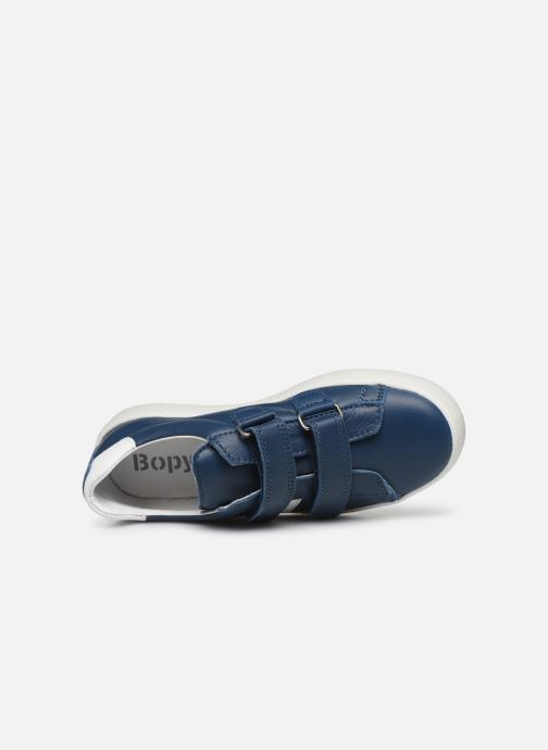 Sneakers Bopy Vlad Blauw links