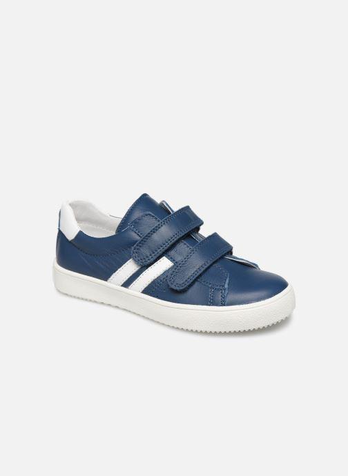 Sneakers Bopy Vlad Blauw detail