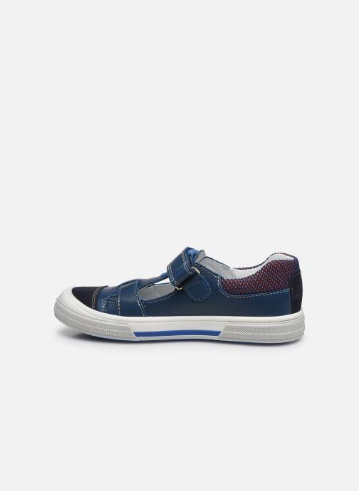 Sneakers Bopy Voger Azzurro immagine frontale