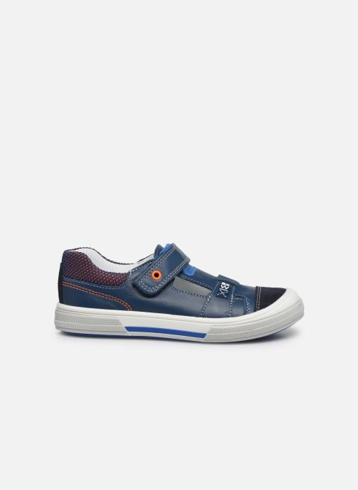 Sneakers Bopy Voger Azzurro immagine posteriore