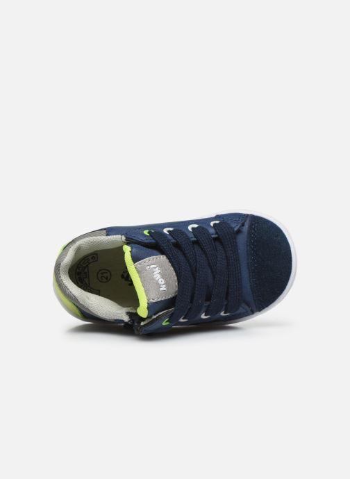 Bottines et boots Bopy Xetoile Bleu vue gauche