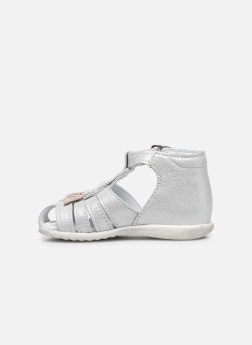 Sandali e scarpe aperte Bopy Zani Argento immagine frontale