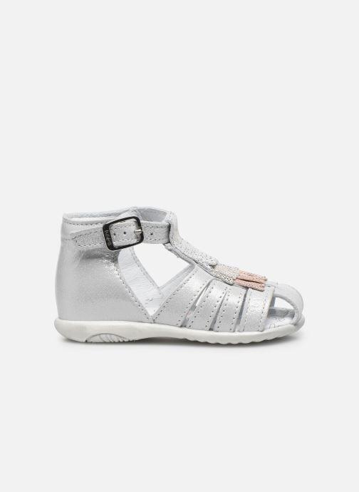 Sandali e scarpe aperte Bopy Zani Argento immagine posteriore