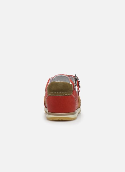 Sandalen Bopy Zigoto Rood rechts