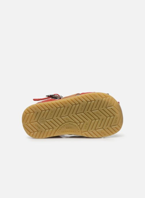 Sandalen Bopy Zigoto Rood boven