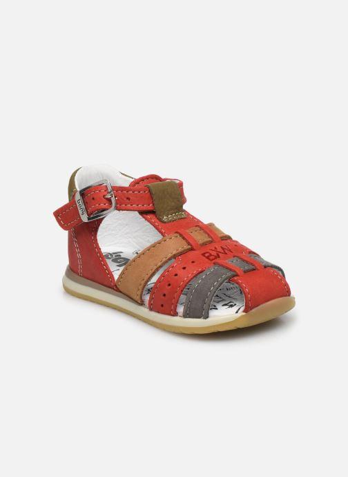 Sandali e scarpe aperte Bopy Zigoto Rosso vedi dettaglio/paio