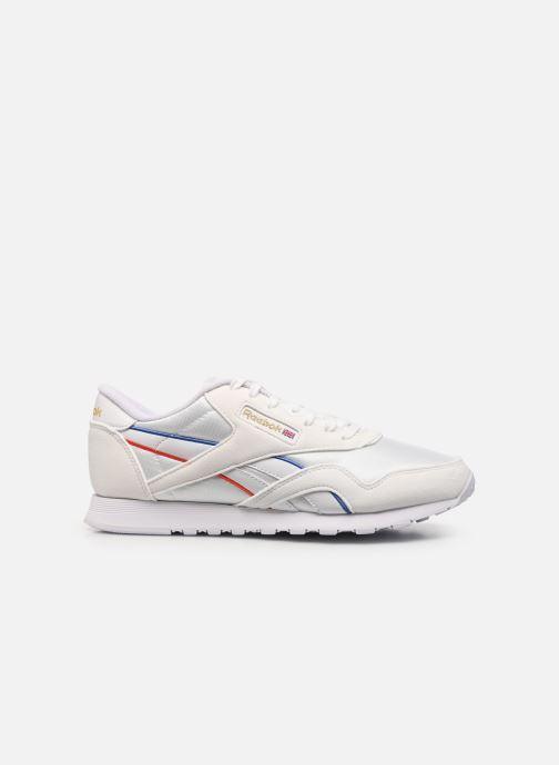 Sneaker Reebok Cl Nylon W weiß ansicht von hinten