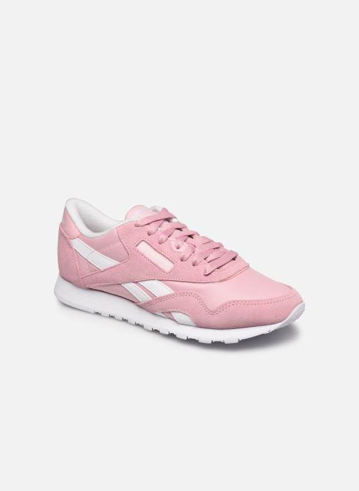Sneakers Reebok Cl Nylon W Rosa vedi dettaglio/paio