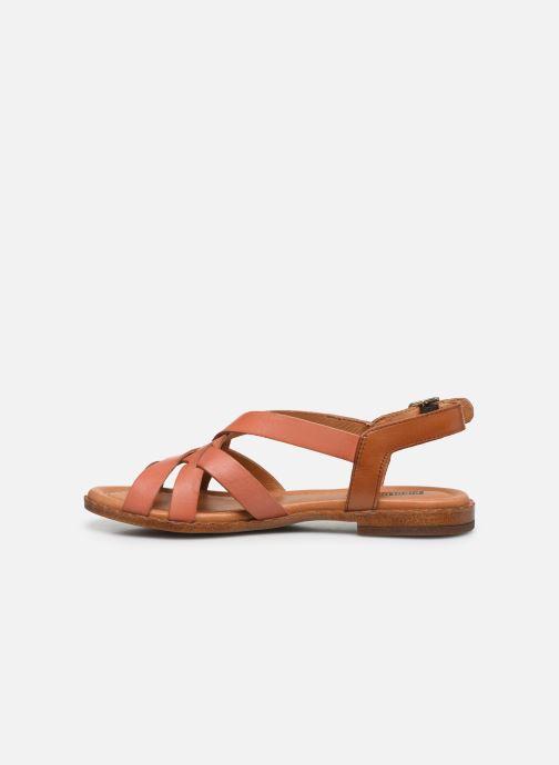 Sandali e scarpe aperte Pikolinos Algar  W0X-0556 Arancione immagine frontale