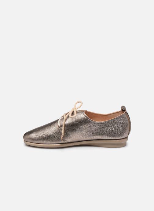 Chaussures à lacets Pikolinos Calabria W9K-4985CL Argent vue face