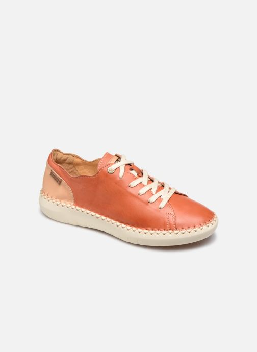 Baskets Pikolinos Mesina W6B-6836 Orange vue détail/paire