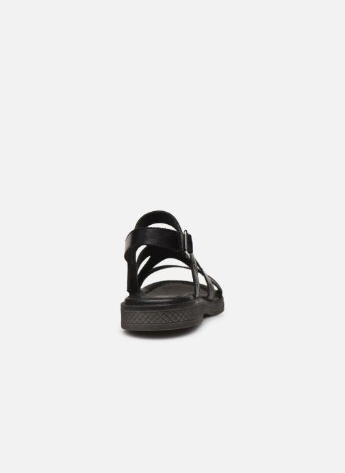 Sandales et nu-pieds Pikolinos Moraira W4E-0633 Noir vue droite