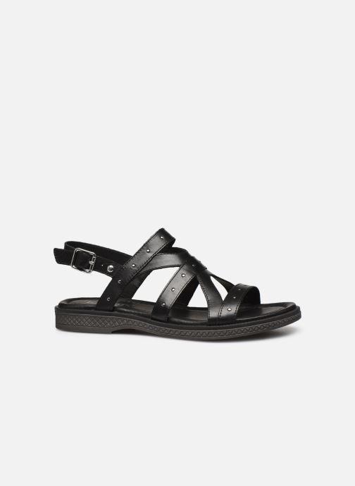 Sandales et nu-pieds Pikolinos Moraira W4E-0633 Noir vue derrière
