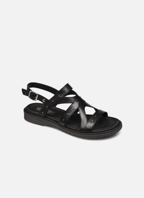Sandales et nu-pieds Pikolinos Moraira W4E-0633 Noir vue détail/paire
